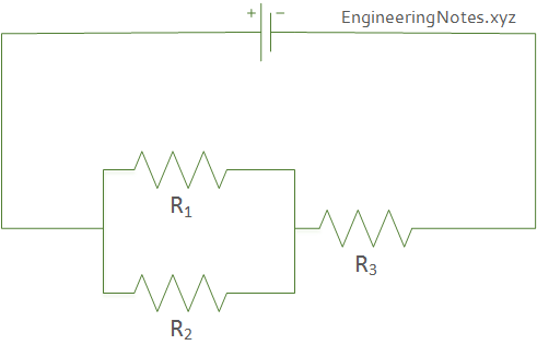 resistor combination